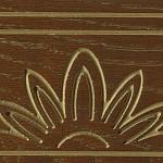 Тонировка №405 Орех с бронзовой патиной