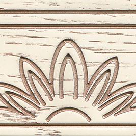 Тонировка №602 Молочный дуб с коричневой патиной