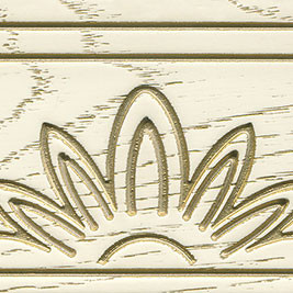 Тонировка №603 Молочный дуб с бронзовой патиной